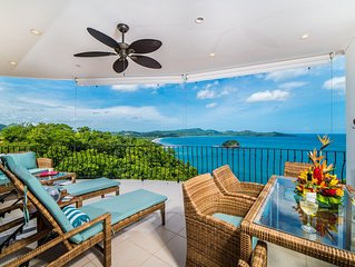 Dramatic Ocean Views, 2 Master Bedrooms, 2 Balconies, 2 Pools