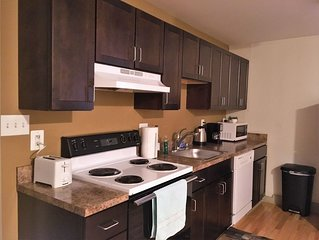 Enjoy the city of Baltimore on the best apartment!