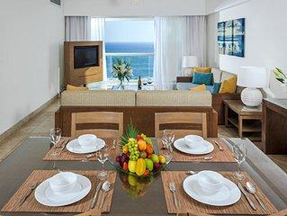 Vidanta Mayan Palace 2 BR 2 BA Suite With Kitchen Sleeps 8 - Acapulco