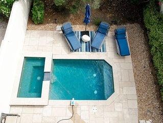 Inlet Beach Escape - Private Pool, 6BR, 5+BA