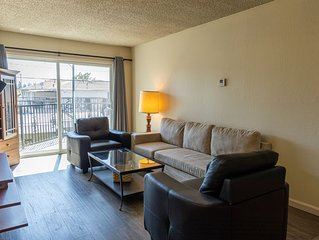Comfortable and Clean 2-Bedroom in Santa Clara