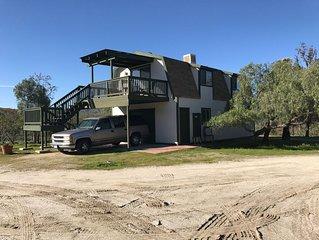 Scenic Barn Apartment on 10 acre