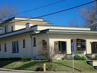 Historic Home - Freshly Renovated - in the Heart of it All - Skyline Views!
