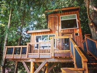 Owl's Perch Treehouse Private Treetop Escape