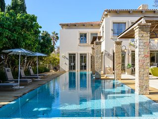 Herzliya Pituach Private Luxury Home