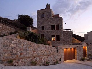 Grande Grotta house combines luxury and tradition.