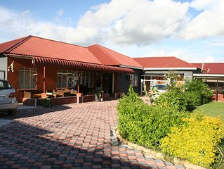 Honeybed Lodge, Accessible! Safe and Secure! Quiet! Informative and Reliable!