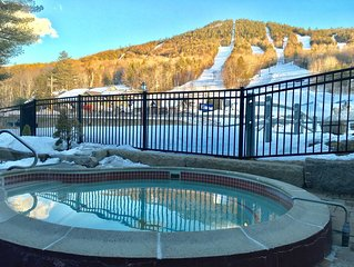 Renovated- Attitash Mt. View, Pools & hot tubs, Near Story Land & N Conway