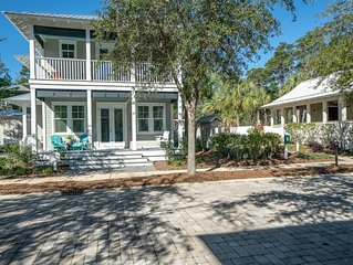 SEAGROVE BEACH!!! SPRING SAVINGS! 3 MASTER SUITES! ! 4 BIKES IINCLUDED!