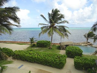 Ocean Front - 3 bedroom, 3 bath condo. Great Location. Great View.