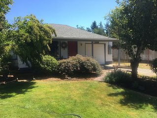 Welcome to Piccolo Cottage! Located in a quiet residential area,