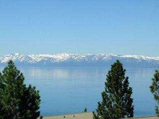 Spectacular Lake Views Incline Village