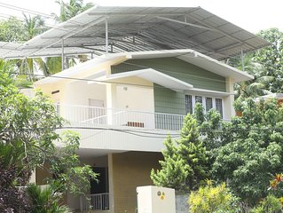 Exclusive House In the Heart of Trivandrum