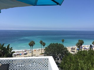 The Best White Water Sand Views in Laguna Beach!