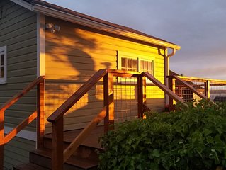 WarmBeach Mini Home with incredible views and sunsets
