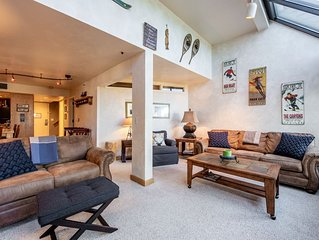 Spacious 3 Bedroom Condo Ski-In/Out At Park City Mtn Resort: Discounted Rates