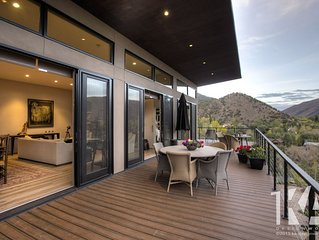 Beautiful Contemporary Home with Spectacular Views