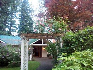 A woodland retreat in Stevenson