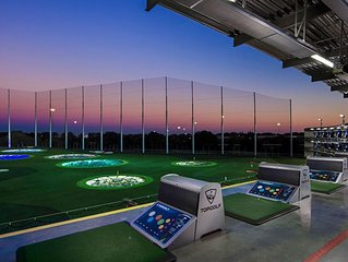 TopGolf state of the art Facility.