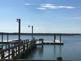 Relaxed waterfront living at your fingertips!