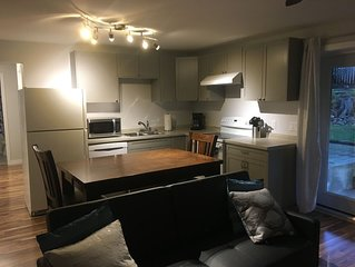 Furnished Legal 1 bedroom Suite