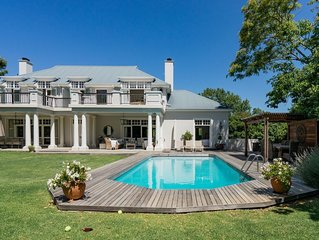 Gorgeous family home in Upper Constantia