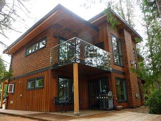 BayView House, Tofino B.C.