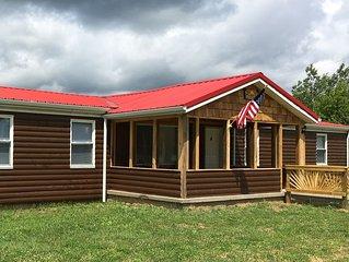 Sunset Cabin 1st Choice Cabin Rentals Hocking Hills Ohio