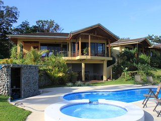 Luxury Home overlooks Arenal Volcano & Lake Arenal & Ceiba Tree