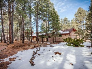 Cozy Home in the Ponderosa Pines