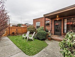 Centrally located Tacoma home