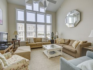INTERACTIVE TOUR! BAYFRONT/POOL/BEST LOCATION/500 YDS TO OCEAN!