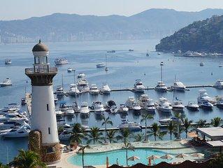 Penthouse at La Marina, Acapulco