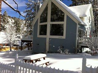 Beautiful 3 bedroom/2 bath ski chalet
