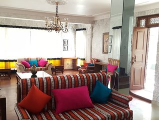A charming eclectic boutique hostel in Nepal
