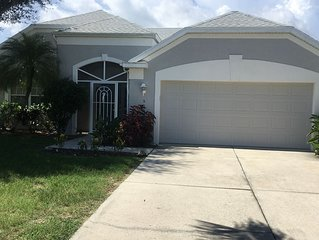 Venice Florida:   Spacious Vacation Home Close to Everything, Free Wi-Fi