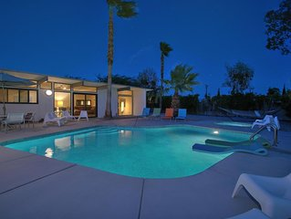 Nama-Stay Here!, A Palm Springs Mid-Century Modern Escape
