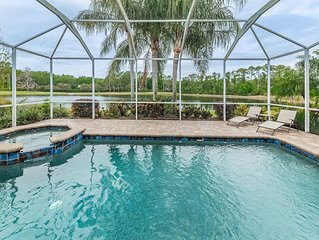 Spectacular and Private West Florida Pool home
