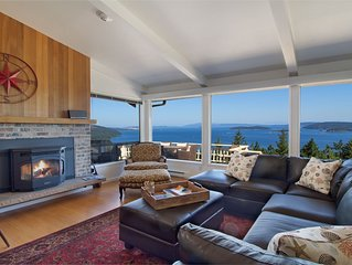 NEWLY LISTED 2018!! NEWLY UPDATED!!STUNNING PANORAMIC WATER VIEW(SJCV)