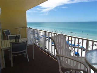 3 BR/ 2 BA Breathtaking & Updated Beachfront Condo- Click for Winter Deals!!