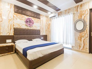 Canopus-4 BHK Near Calangute Beach, 5 Min Walk