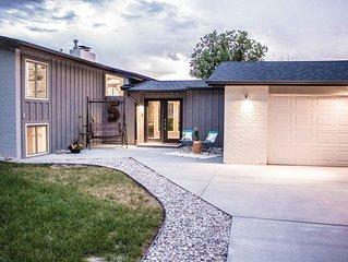 Colorado Dream Home - Amazing Patio View, Sleeps 12!