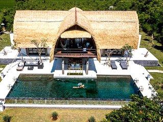 Bali Villa Shanti, a hidden Paradise Beachfront House Near  Lovina
