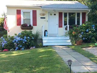 Hither Hills 2BR Montauk Cottage - walk to beach!