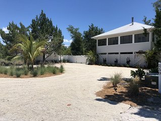 ISLA HOUSE on Don Pedro Island - 4 bed/2 bath