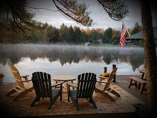 An Unforgettable Gathering Place In The Heart Of The Adirondacks!
