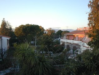 Holiday apartment by the lovely Baia del carpino, Scalea, Italy