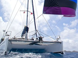 Explore the Virgin Islands aboard Alternate Latitude - Affordable Luxury