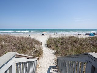 Just Listed-Steps to Beach Remodeled 8br/7ba Families, Groups, Golfers, Reunions