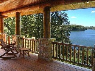 Galena's Premier Lake View Cottage (Rent As 1 Or 2 B / 2.5 B)